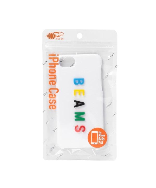 033c94ac64 ... BEAMS / カラーロゴ iPhone8・7ケース. item main image; item main image ...