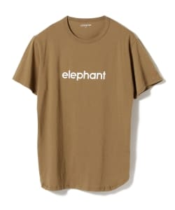 nonnative for B JIRUSHI YOSHIDA(GS) / elephant T-shirt