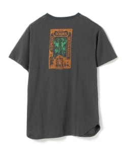 nonnative for B JIRUSHI YOSHIDA(GS) / Stamp T-shirt