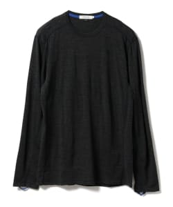 nonnative for B JIRUSHI YOSHIDA(GS)/ 別注EXPLORER L/S TEE WOOL JERSEY