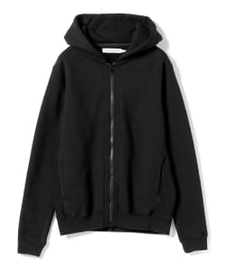 nonnative for B JIRUSHI YOSHIDA(GS)/ 別注 DWELLER FULL ZIP HOODY COTTON SWEAT