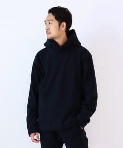 nonnative for B JIRUSHI YOSHIDA(GS) / 別注 DWELLER  HOODY POLY FLEECE POLARTEC(R)