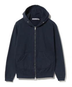 nonnative for B JIRUSHI YOSHIDA(GS) / 別注 DWELLER  FULL ZIP HOODY