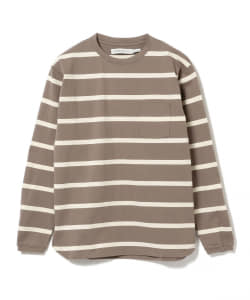 nonnative for B JIRUSHI YOSHIDA(GS) / 別注 DWELLER  L/S BORDER T-SHIRT
