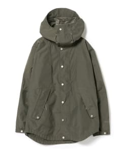 nonnative for B JIRUSHI YOSHIDA (GS) × PORTER / HIKER HOODED JACKET POLY TAFFETA WITH GORE-TEX(R) 2L