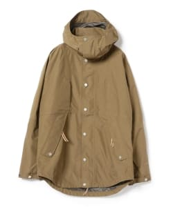 nonnative for B JIRUSHI YOSHIDA (GS)  / HIKER HOODED JACKET POLY TAFFETA WITH GORE-TEX(R) 2L