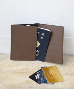 PORTER × B印 YOSHIDA / PASSPORT COVER  LEATHER