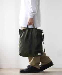 【予約】PORTER × B印 ヨシダ (GS) / 別注 PACKABLE SHOULDER BAG(12L)