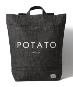 PORTER × B JIRUSHI YOSHIDA / POTATO 2WAY 托特包