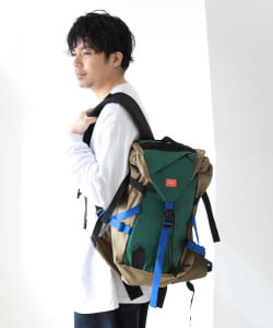 BAMBOOSHOOTS × PORTER × B印 ヨシダ / 別注 3/C CLIMB BACKPACK