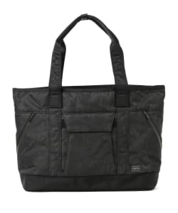 PORTER / PORTER DARK FOREST TOTE BAG