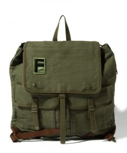 "PORTER × fennica × B印 ヨシダ / 別注  ""Fennica Scout Pack""リュックサック"