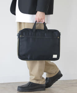 PORTER × B印 ヨシダ (GS) / 別注 NEW EXPANDABLE BRIEFCASE