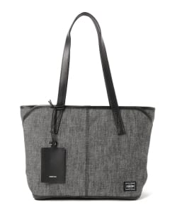 PORTER / PORTER GIRL CLAY TOTE BAG M