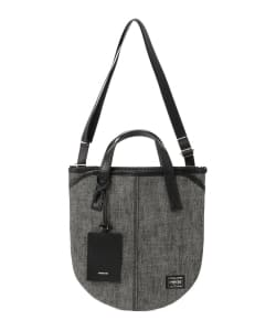 PORTER / PORTER GIRL CLAY 2WAY TOTE BAG