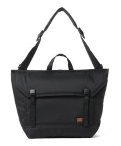 PORTER / PORTER PARKER 2WAY MESSENGER BAG L
