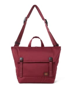 PORTER / PORTER PARKER 2WAY MESSENGER BAG S