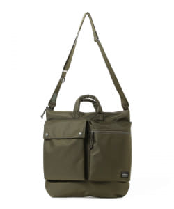 PORTER / PORTER UNIT 2WAY HELMET BAG