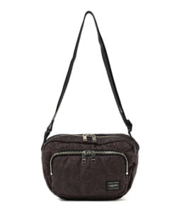 PORTER / PORTER PATTERN SHOULDER BAG