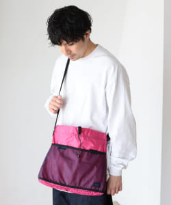 BAL × B印 YOSHIDA × PORTER / 別注 DRAWSTRING SHOULDER BAG