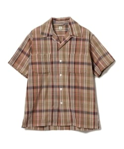 KAPTAIN SUNSHINE / Vacation Check Shirt