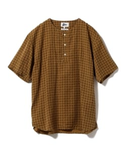 Pilgrim Surf+Supply / Paisley Henly S/S Shirt