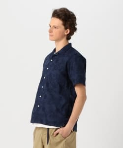 Pilgrim Surf+Supply / VINCENT SS Embroidery Shirt