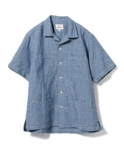 Battenwear / Chambray 5Pocket Shirt