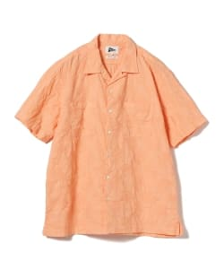 【予約】Pilgrim Surf+Supply / Vincent SS Embroidery Shirt