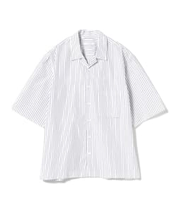 S.K Monor Hill / Pinstripe short sleeve