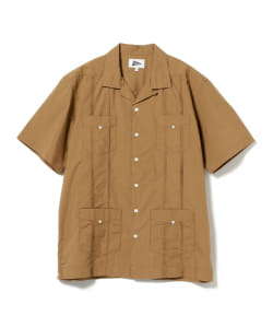 【アウトレット】Pilgrim Surf+Supply / Haden SS Guayabera Shirt
