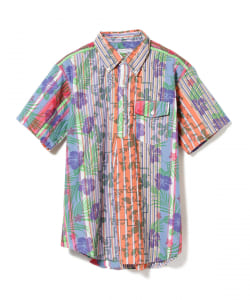 ENGINEERED GARMENTS / Floral Popover BD Shirt