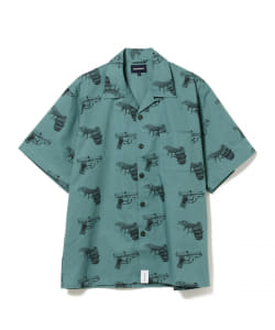 【期間限定販売】DESCENDANT / SPLASH TEXTILE SS SHIRT