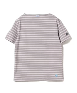 <MENS>ORCIVAL × Pilgrim Surf+Supply / 別注 Border S/S Tee