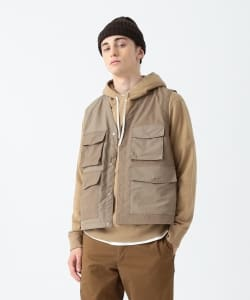 【予約】Pilgrim Surf+Supply / Hamill Camp Vest