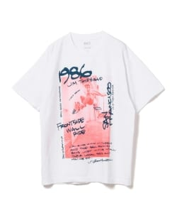【タイムセール対象品】FACT. × Arctip / Grant Brittain Capsule Collection Tee (Jim Thibaud)