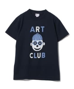 Yellow Rat / ART CLUB Tシャツ