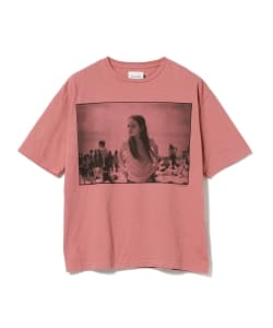 CAL O LINE × JOE SZABO / Photo print Tee