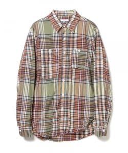 Engineered Garments / Work Shirt (Check)