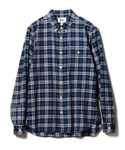 【アウトレット】Pilgrim Surf+Supply / BUBBIE B.D. Check Shirt