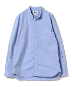 【アウトレット】Pilgrim Surf+Supply / Bubbie Button Down Oxford Shirt