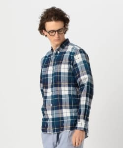 【タイムセール対象品】Pilgrim Surf+Supply / Bubbie B/D Check Shirts