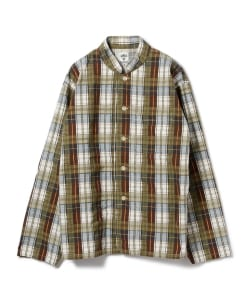 South2 West8 / Mao Collar Shirt