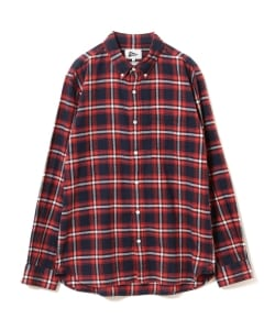 【アウトレット】Pilgrim Surf+Supply / Trent Button Down Plaid Shirt