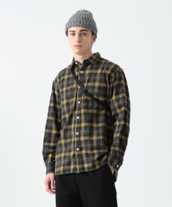 Pilgrim Surf+Supply / Payne Plaid Flannel Work Shirt
