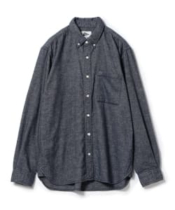 【タイムセール対象品】Pilgrim Surf+Supply / Fletcher Yak Wool Shirt
