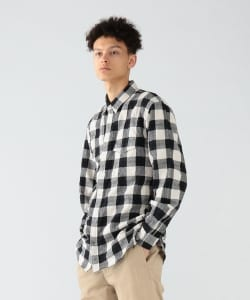 【予約】Pilgrim Surf+Supply / MEYER WESTERN CHECK SHIRT