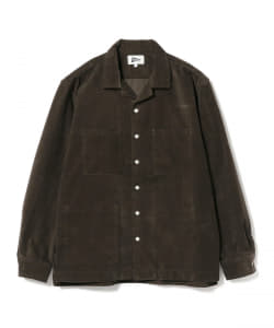 【アウトレット】Pilgrim Surf+Supply / Vincent Engineered Cord Shirt