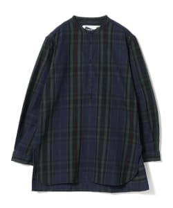 【タイムセール対象品】nonnative for Pilgrim Surf+Supply / Officer Pullover Shirt