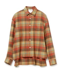 DIGAWEL / Check Shirt